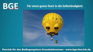 Ballon Selbständigkeit - Bild größer - Download oder Link kopieren