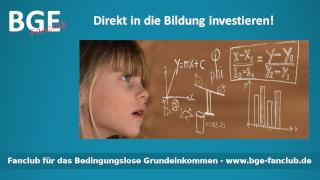 Bildung Investieren - Bild größer - Download oder Link kopieren