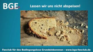 Brot Abspeisen - Bild größer - Download oder Link kopieren
