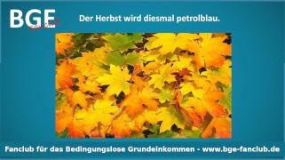 Herbst Petrol - Bild größer - Download oder Link kopieren
