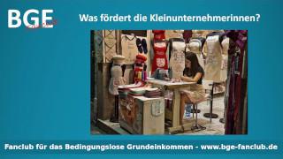 BGE Kleinunternehmerinnen - Bild größer - Download oder Link kopieren
