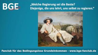 Regierung Goethe - Bild größer - Download oder Link kopieren