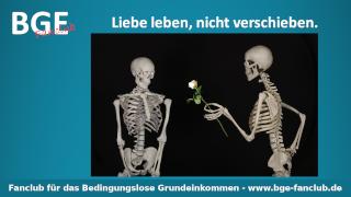 Skelettliebe - Bild größer - Download oder Link kopieren