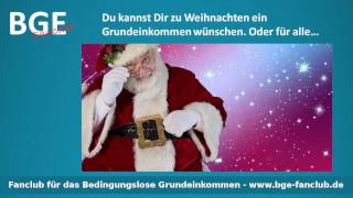 Weihnachten Grundeinkommen - Bild größer - Download oder Link kopieren